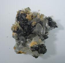Delightful Gem EPIDOTE with Quartz Crystal Mineral Specimen,27g,A07
