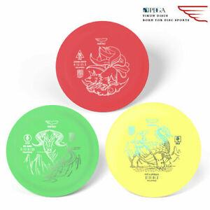 Disc Golf Set Wurfscheiben Frisbee Outdoor Scheibe Wurfspiel Disc Set Wurfen
