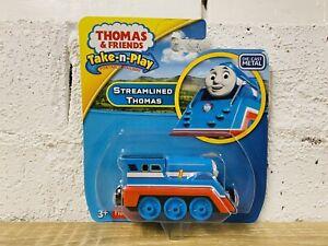 Streamlined Thomas - Thomas Take N Play/Take Along Trains Die Cast New