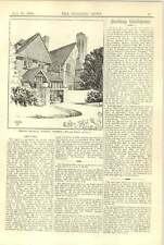 1908 Brook Grange Whitley Surrey 2 Walter Sarel
