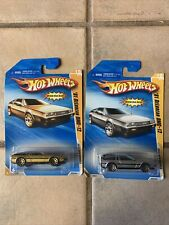 Hot Wheels: 2010 New Models - '81 Delorean Dmc-12 Gold/Silver