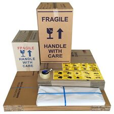 25Moving Boxes Pack MOVING BOXES REMOVALIST PACKAGE DEAL