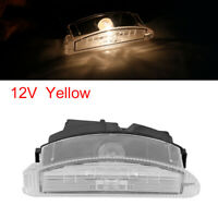 Number License Plate Light Lamp Assembly for Renault Clio MK2 Twingo MK2