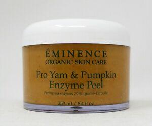 Eminence Pro Yam Pumpkin Enzyme Peel 20%  250ml / 8.4oz Prof