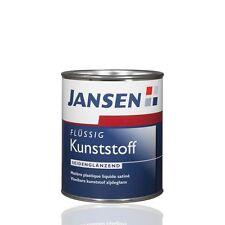 Jansen Flüssig-Kunststoff weiß 0,75l - Flüssigkunststoff
