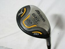 Used RH Mizuno MX 700 Hot Metal 20* Hybrid Exsar 68 Graphite Regular R Flex