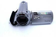 JVC Everio GZ-MS210SE silber SD Camcorder - vom Fachhändler FSE0663