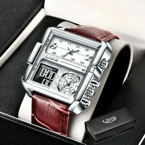 2021 NEW Sports Business Digital Men's Top Luxury Wristwatch Brand Waterproof