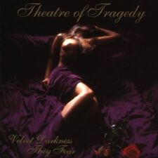 Theatre of Tragedy Velvet Darkness they Fear Massacre Records CD 1996