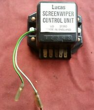 77 TO 80 ROLLS ROYCE SILVER SHADOW FRONT WINDSCREEN WIPER CONTROL UNIT UD21360