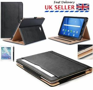 "Leather Tablet Stand Folio Case Cover For Samsung Galaxy Tab A 10.5"" T590/T595"