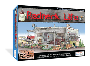 Redneck Life Board Game by Gut Bustin' Games. Lose a TOOTH!