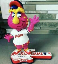 Slider (cleveland Indians) MLB Mascot 2019 All Star Game Bobblehead by Foco