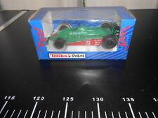 TONKA POLISTIL Benetton F1 Blue Box New