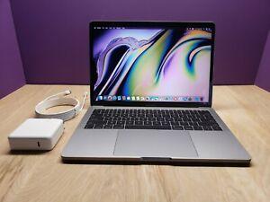Apple MacBook Pro 13 Laptop | Space Gray | 2017-2018 | 2.3GHz i5 | SSD | RETINA
