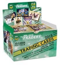 Original 2018 Season NRL & Rugby League Trading Cards