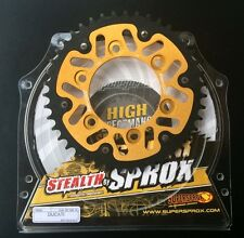 SUPERSPROX RUOTA DENTATA DUCATI MONSTER 600, 750, 800, SS, 695, 735-43, Stealth, NUOVO
