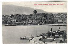 Geneve - Photo Postcard 1910