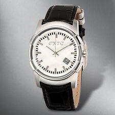 Exte Italian Designer Mens Watch /  MSRP $880.00