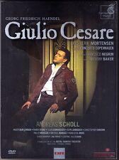 2.DVD HANDEL: GIULIO CESARE IN EGITTO Andreas SCHOLL Dam-Jensen MORTENSEN NEGRIN