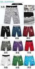 **Mens Fashion Summer Casual Pajamas Lounge Shorts Pants Trousers