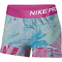 "Nike Women's Pro 3"" Printed Shorts"