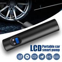 Portable Air Tire Inflator Gauge Pump Compressor 12V 150PSI Electric Car Auto