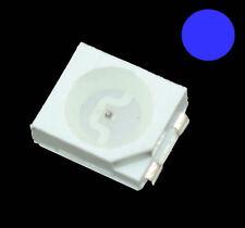 10 X Azul 3528 PLCC-2 SMD / Smt Led Chip