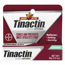 Tinactin Antifungal Athlete's Foot Cream 0.5 oz. Exp. Jan 2019 - Special Price!
