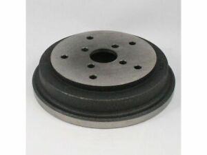 Rear Brake Drum For 1989-1995 Geo Tracker 1991 1994 1990 1992 1993 K859SH