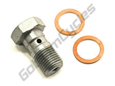 OEM Brembo Front/Rear Brake Caliper Clutch Master Cylinder Stainless Banjo Bolt