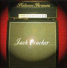 Jack Cracker - Platinum Paranoia [New CD]