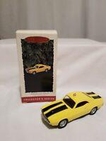 HALLMARK ORNAMENT ~ 1969 CHEVROLET CAMERO ~ 5th CLASSIC AMERICAN CARS ~ 1995