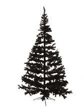 Weihnachts- Tannenbaum 180cm inkl. Ständer, künstlicher Baum, Folienschnitt schw
