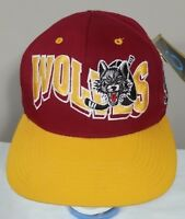 Chicago Wolves IHL Hockey Snapback Hat Cap Official Licensed New with Tags