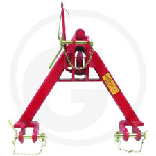 More details for quick hitch tractor a frame cat 0 rear linkage 400kg  system low as £120+vat