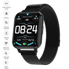 Women Men Smart Watch Sport Wristwatch Heart Rate Monitor Bracelet Call-Reminder