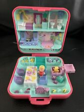 Vintage Polly pocket 1989 PARTYTIME SURPRISE 100 % complet