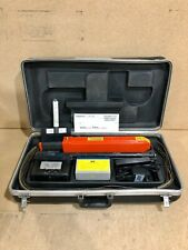Spy 725 Holiday Dectector Tester Pipeline Equipment w/ Case & Batteries