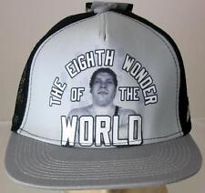 New Licensed WWE Legends Andre the Giant Snapback Trucker Hat Rock Hulk  ____B37