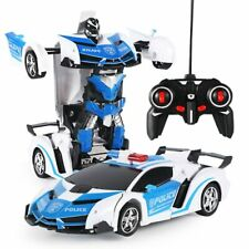 RC Car Driving Sports Cars drive Transformation Robots Models Remote Control Car
