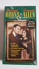The George Burns & Gracie Allen Show VHS 1994 (New Sealed)