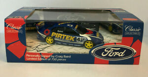 *SIGNED* CRAIG BAIRD 2000 SIGNATURE SERIES TOURING CAR FORD 1:43 SCALE MODEL