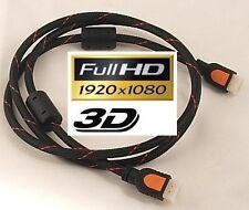 Premium Quality High Speed 2M HDMI v1.4b + Ethernet++