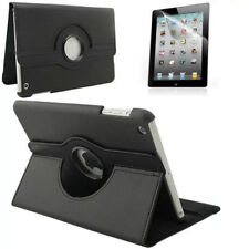 360° Rotate Smart Leather ipad Case Cover For Apple iPad 3