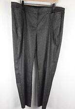 Lane Bryant Women's Black sparkle Stretch Pants Plus Size- 20