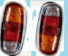 MAZDA BTA-65 B1000 B1200 P/U TAIL LIGHTS PAIR L R AFTERMARKET