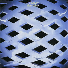 The Who – Tommy REMIXED & DIGITALLY REMASTERED / Polydor CD – 531 043-2