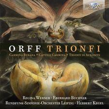 Eberhard Büchner - Trionfi [New CD]