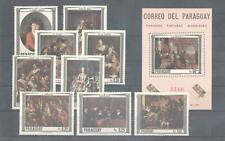 (865360) Art, Art Tiepolo, Rembrandt, Paraguay
